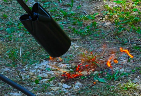 Inferno® Propane Torch Kit